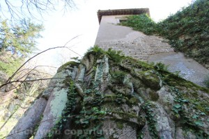 Viterbo - Riscoperta la misteriosa villa di Madonna Cornelia