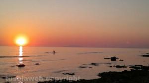 La spiaggia di Sant'Agostino