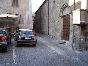 Via Santa Maria nuova