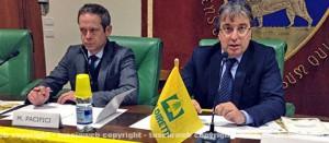 Mauro Pacifici e Andrea Renna