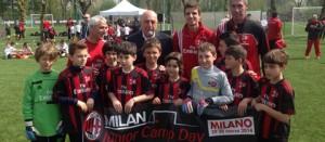Galliani al Milan day camp