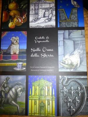 L'opera dedicata al castello Ruspoli di Vignanello