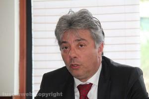 L'avvocato Enrico Valentini