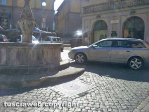 Parcheggio a piazza Dante