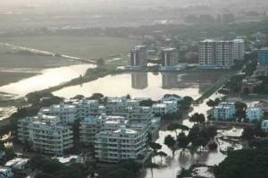 L'alluvione del 2005 a Marina Velca