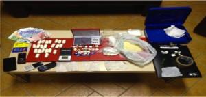 Operazione Babele - La droga sequestrata - Clicca per ingrandire