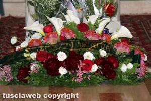 Il funerale di Giulio Signorelli
