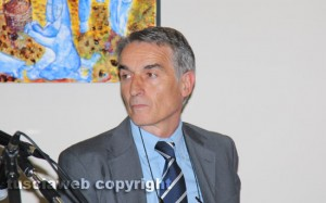 Vittorio Ricci del sindacato Fials