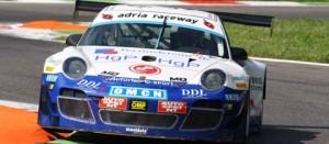 Gianluca Carboni a Monza