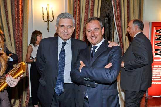 Con Stirpe Merlani Leonardo Evento Villa Miani