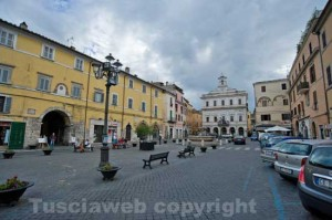 Piazza Matteotti, Civita Castellana