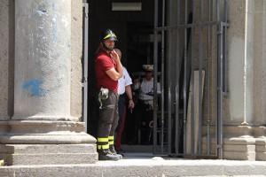 Viterbo - Incidente sul lavoro