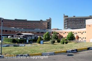L'ospedale di Belcolle