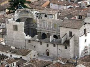 L'Aquila - La Chiesa di Santa Maria Paganica
