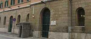 Il carcere di Civitavecchia