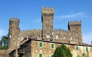 Torre Alfina, il castello