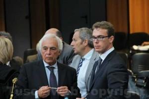 Gli avvocati Roberto e Francesco Massatani