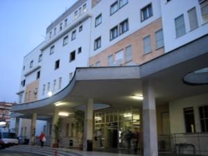 L'ospedale San Paolo di Civitavecchia
