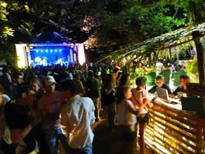 L'Eco sound fest a Caprarola