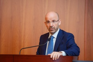 Angelo Camilli, vice presidente Unindustria