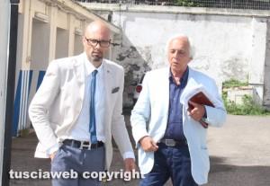 Gli avvocati di Elio Marchetti, Marco Valerio Mazzatosta e Roberto Massatani