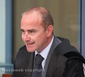 L'avvocato Giovanni Labate