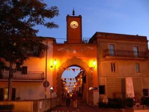Tessennano - Porta Nord