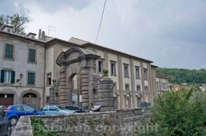 Palazzo Chigi Albani a Soriano nel Cimino