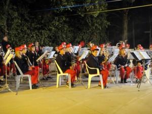 Banda Ferentum a Grotte Santo Stefano