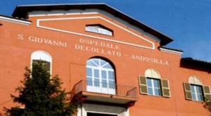Civita Castellana - L'ospedale Andosilla