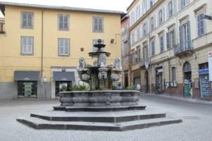 Piazza delle Erbe - La fontana