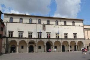 Piazza del Plebiscito - Palazzo dei Priori