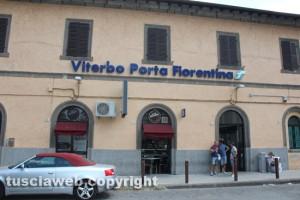 La stazione di Porta Fiorentina