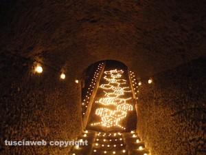 Vallerano - La notte delle candele 2014