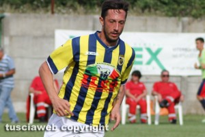 Sport - Calcio - Viterbese - Andrea Saraniti