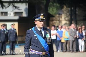 Paolo Briancesco, nuovo comandante della scuola marescialli Aeronautica militare