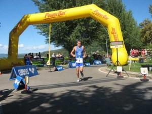 Triathlon città Montefiascone