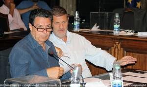 Giulio Marini e Claudio Ubertini