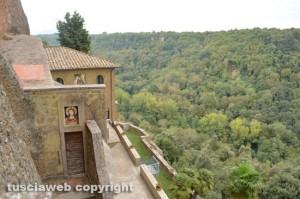 Castel Sant'Elia - Basilica santa Maria ad Rupes