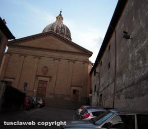 La basilica di Santa Rosa
