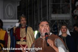 Santa Rosa - I figuranti de La contesa