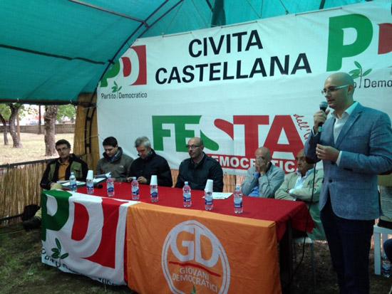 Festa dell'Unità di Genova, Matteo Renzi c'è