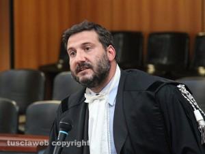 L'avvocato Antonio Rizzello