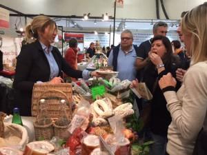 Il Salone del gusto a Torino