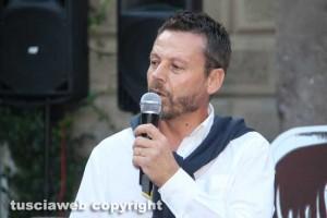 I sindaco di Tuscania Fabio Bartolacci