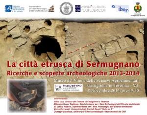 Castiglione in Teverina - Incontro sulla Città etrusca di Semugnano