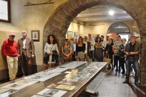 Ronciglione - La mostra di Barivo