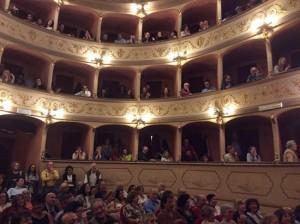 Acquapendente - Il teatro Boni
