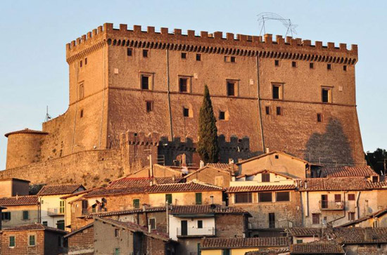 Soriano nel Cimino - Castello Orsini