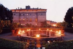 Vignanello - Il castello Ruspoli